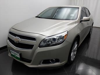 Used 2013 Chevrolet Malibu
