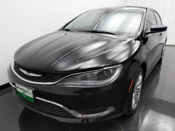 2015 Chrysler 200 Limited - 1040202554
