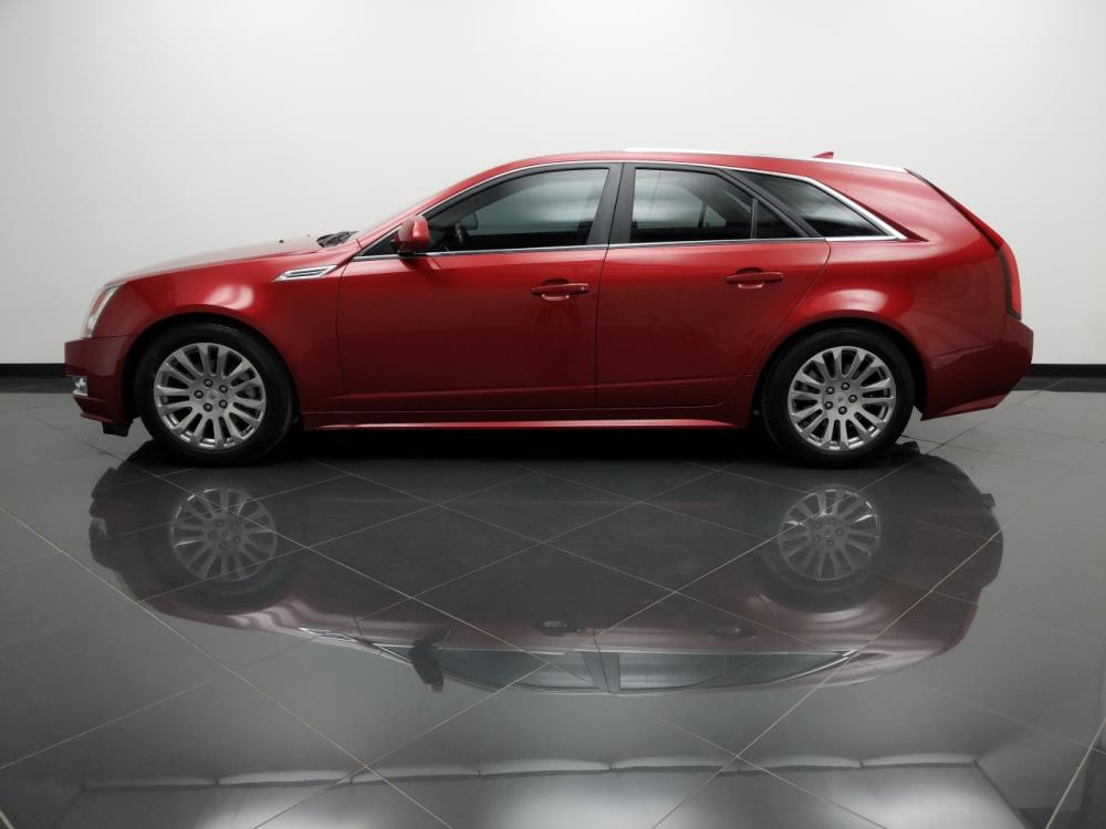 2010 Cadillac CTS 3.6 - 1040202572