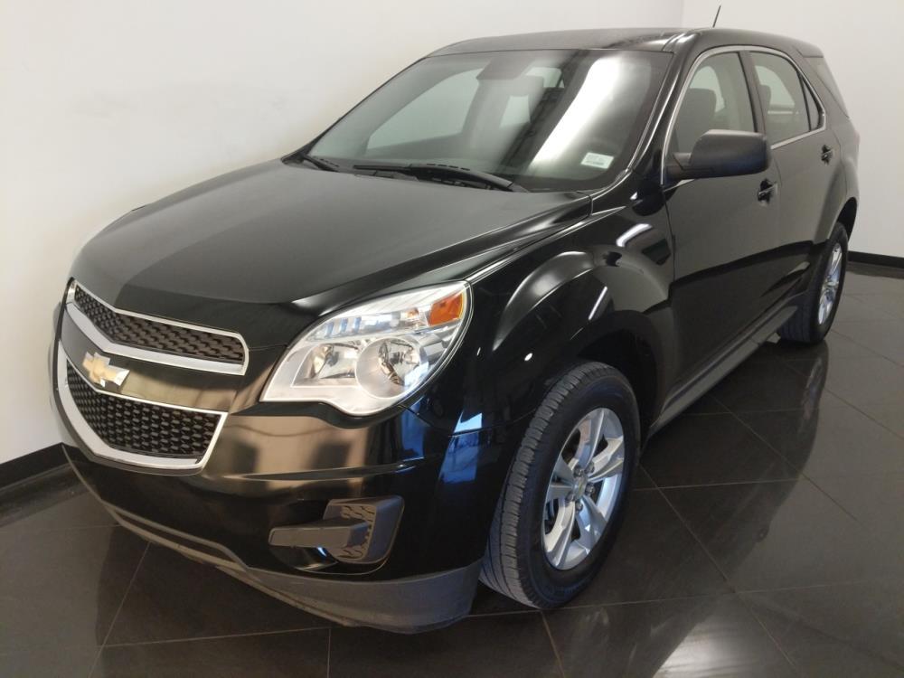2015 Chevrolet Equinox LS - 1040202615