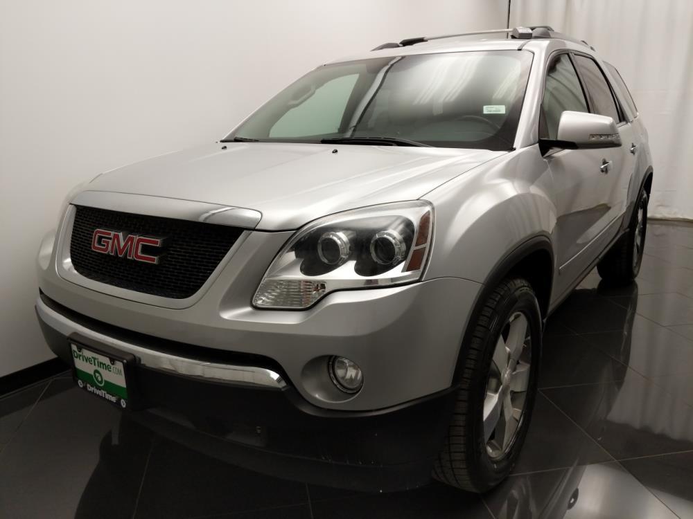 2012 GMC Acadia SLT - 1040202646