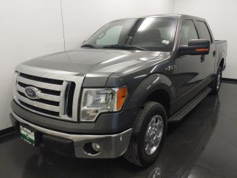 2012 Ford F-150 SuperCrew Cab XLT 5.5 ft - 1040202674