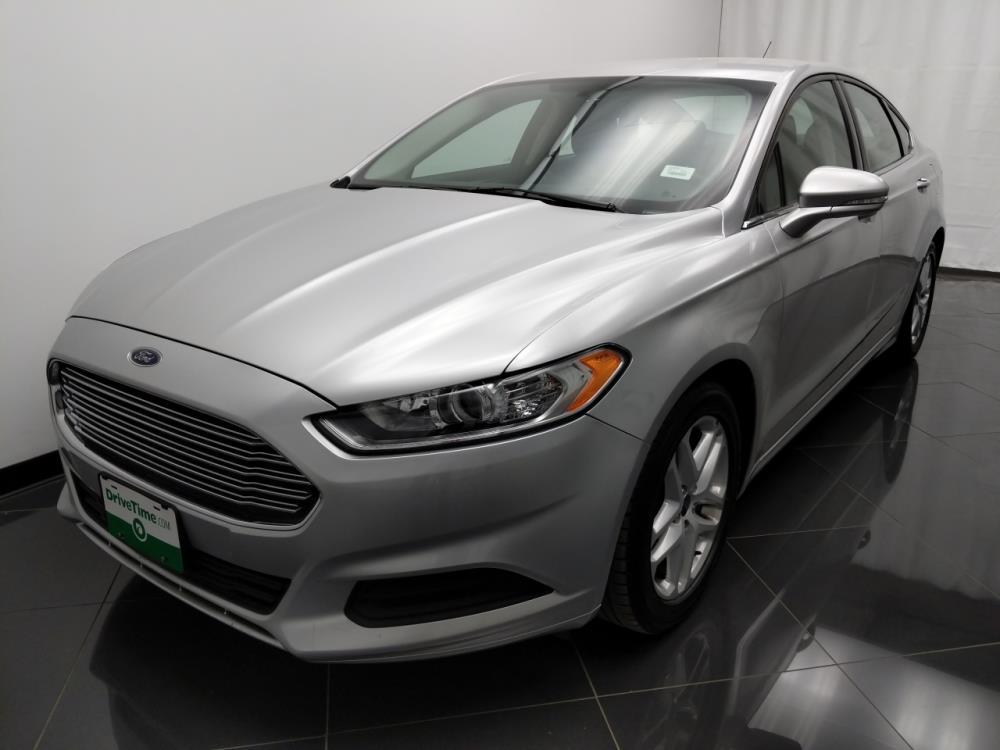 2015 Ford Fusion SE - 1040202676