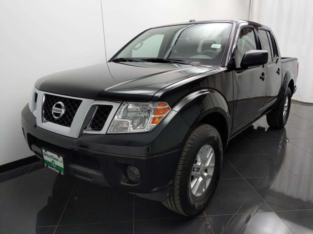 Drivetime Payment Center >> 2017 Nissan Frontier Crew Cab SV 5 ft for sale in Houston ...