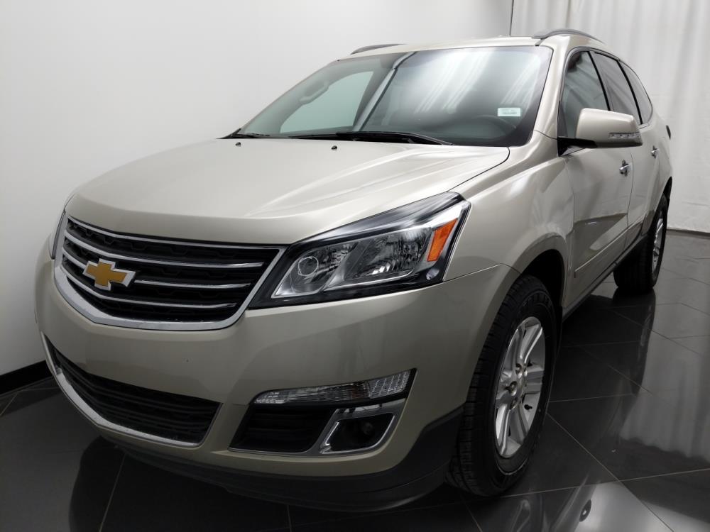 2013 Chevrolet Traverse LT - 1040202761