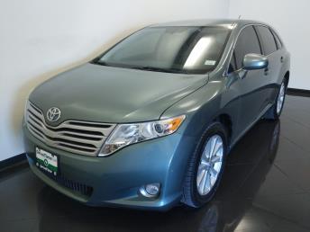 Used 2012 Toyota Venza