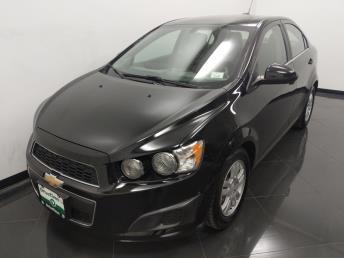 2016 Chevrolet Sonic LT - 1040202779