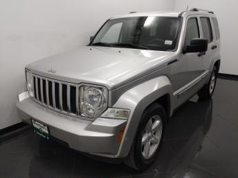2012 Jeep Liberty Limited Edition - 1040202781
