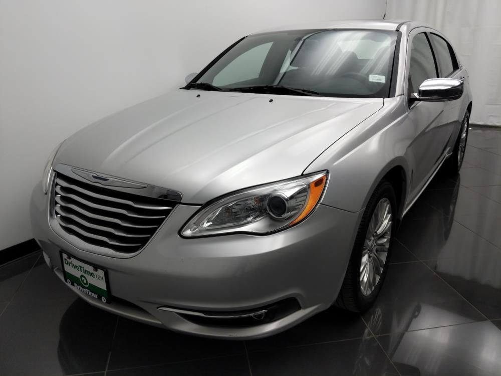 2012 Chrysler 200 Limited - 1040202792