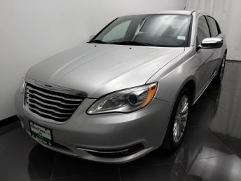 2012 Chrysler 200 Limited - 1040202792