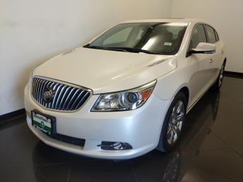 Used 2013 Buick LaCrosse