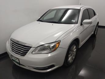 2014 Chrysler 200 LX - 1040202810
