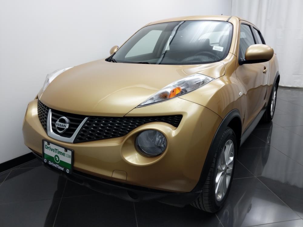 2014 Nissan JUKE S - 1040202936