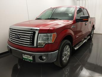 2012 Ford F-150 SuperCrew Cab XLT 5.5 ft - 1040202962