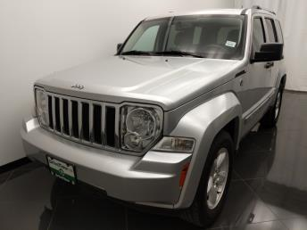 2012 Jeep Liberty Limited Edition - 1040202965