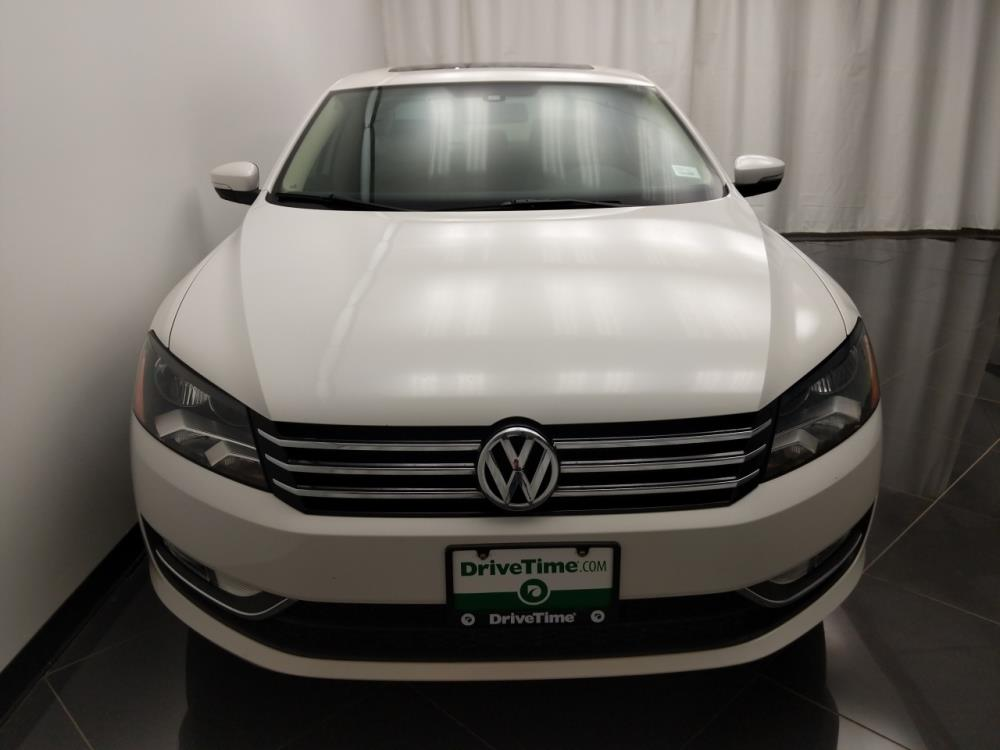 2015 Volkswagen Passat 1.8T SE - 1040202999