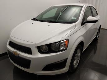 2015 Chevrolet Sonic LT - 1040203025