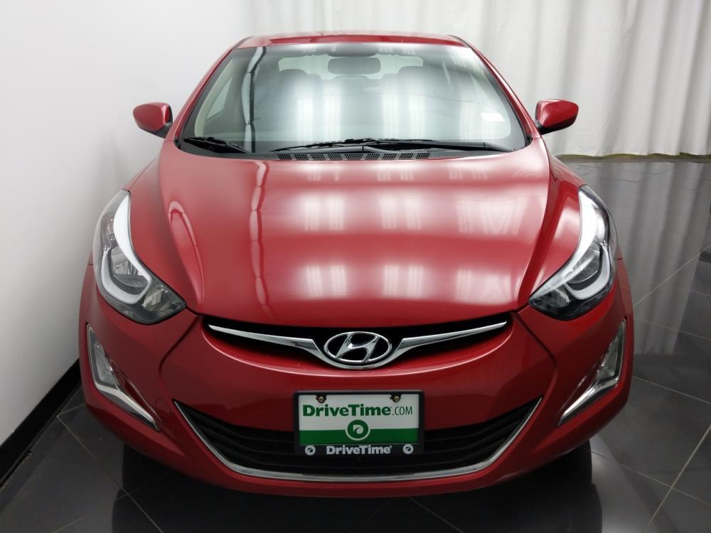 2015 Hyundai Elantra SE - 1040203030