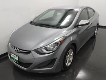 2015 Hyundai Elantra SE - 1040203038