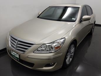 Used 2010 Hyundai Genesis