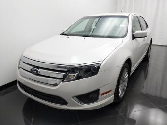 Used 2011 Ford Fusion