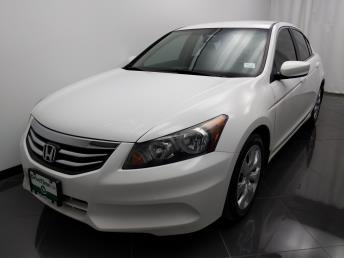 2012 Honda Accord LX - 1040203070