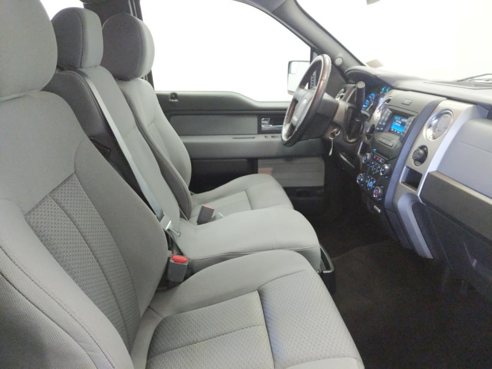 2014 Ford F-150 Super Cab XLT 6.5 ft - 1040203084
