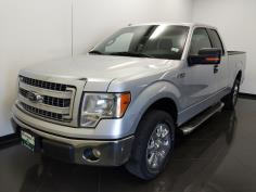 2014 Ford F-150 Super Cab XLT 6.5 ft