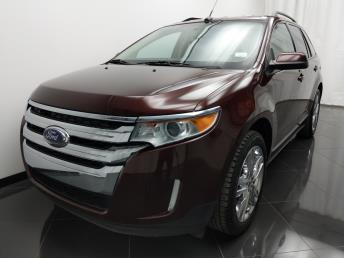 2012 Ford Edge SEL - 1040203100