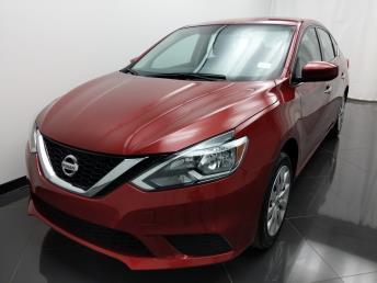 2017 Nissan Sentra SV - 1040203133