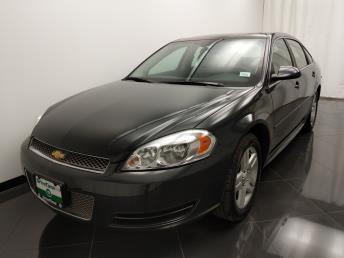 2014 Chevrolet Impala Limited LT - 1040203134