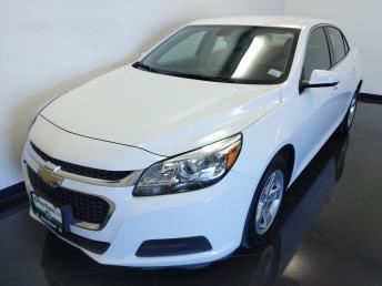 2016 Chevrolet Malibu Limited LT - 1040203138