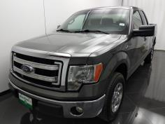 2013 Ford F-150 Super Cab FX2 6.5 ft