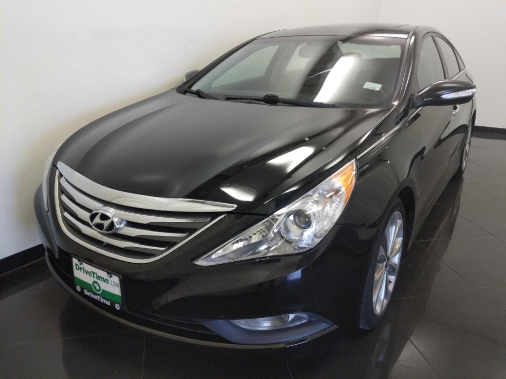 2014 Hyundai Sonata Limited For Sale In Dallas