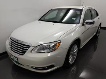 2011 Chrysler 200 Limited - 1040203285