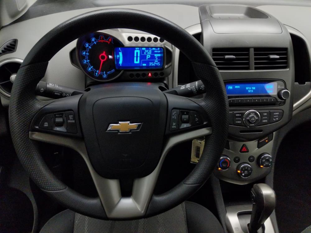 2015 Chevrolet Sonic LT - 1040203294