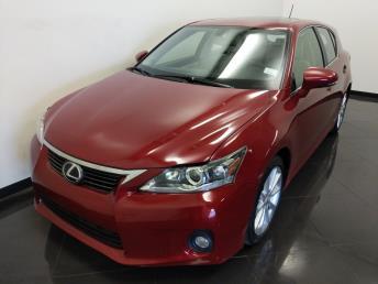 Used 2011 Lexus CT 200h