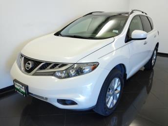 2012 Nissan Murano SL - 1040203312