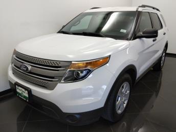 2013 Ford Explorer  - 1040203335