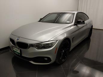 2014 BMW 428i  - 1040203396