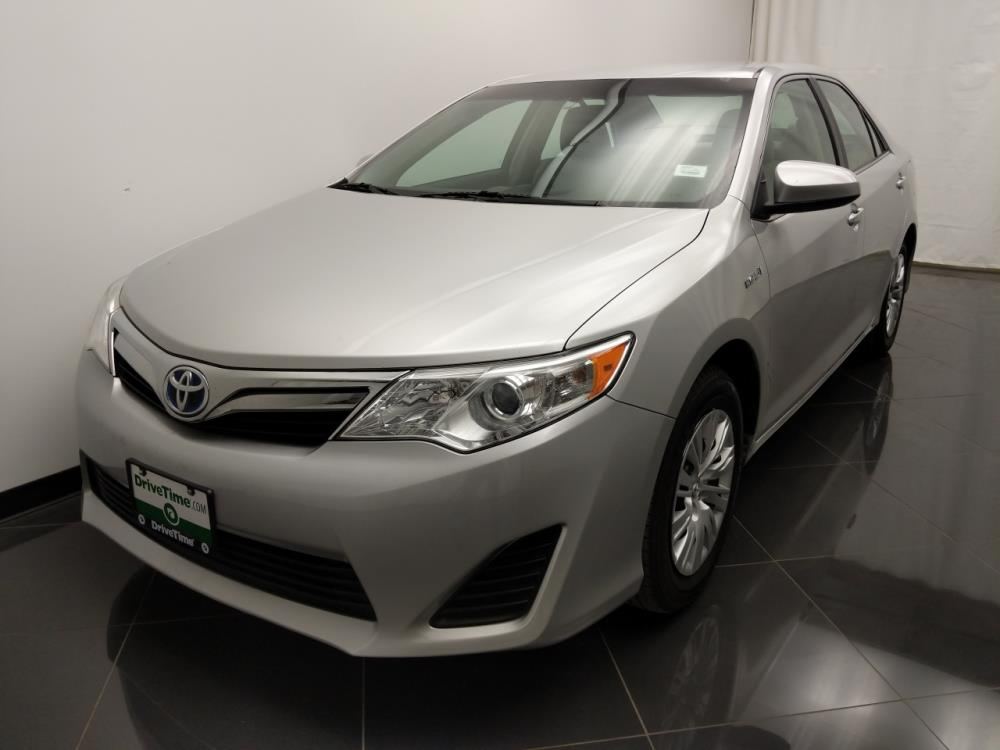 2014 Toyota Camry Hybrid LE - 1040203473