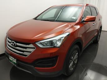2013 Hyundai Santa Fe Sport  - 1040203529
