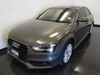 2015 Audi A4 Premium Plus - 1040203552