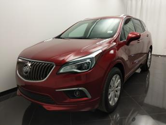 Used 2017 Buick Envision