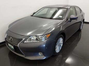 2015 Lexus ES 350  - 1040203602