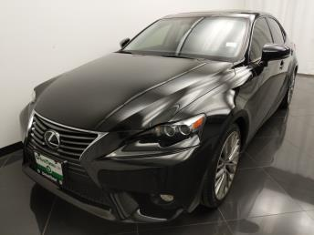 2014 Lexus IS 250  - 1040203625