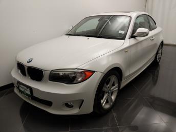 2012 BMW 128i  - 1040203637