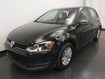 Used 2017 Volkswagen Golf