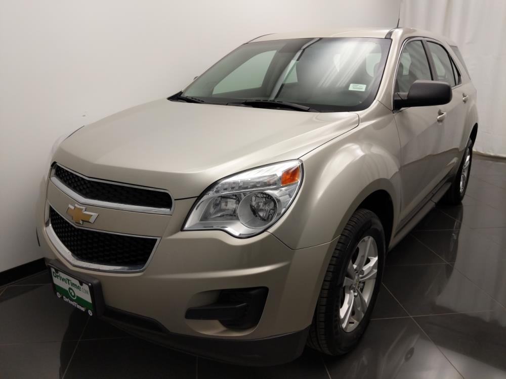 2015 Chevrolet Equinox LS - 1040203693