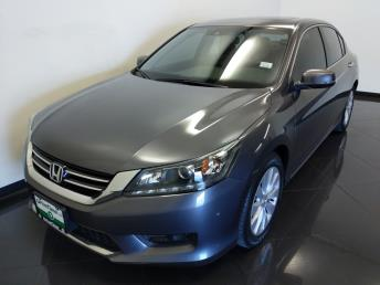 2015 Honda Accord EX-L - 1040203708